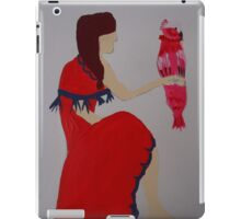 The Maiden iPad Case/Skin