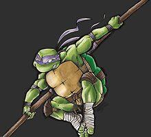 Donatello by Katunu