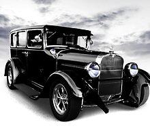 '28 Dodge  by Roger Branker