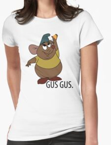 GUS GUS. Womens Fitted T-Shirt