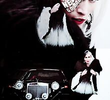 Once Upon A Time Cruella by ljanz1