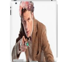 Matt Smith Eleventh Doctor Who iPad Case/Skin