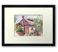 Old Rectory, Edgmond, Shropshire Framed Print