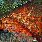 Bridgeport Covered Bridge by E.R. Bazor