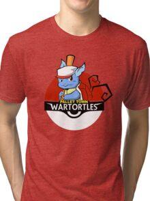 Pallet Town Wartortles Tri-blend T-Shirt