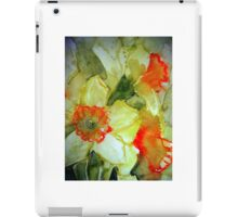 Spring Daffs. iPad Case/Skin