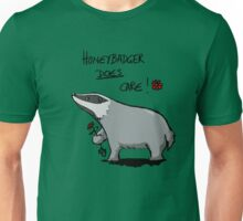 Honeybadger does care! Unisex T-Shirt