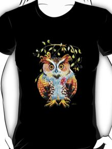 The most beautiful Owl T-Shirt