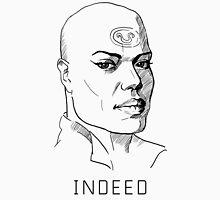 Teal'c Stargate white background Unisex T-Shirt