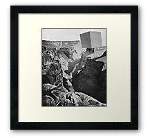 Sightseeing. Framed Print