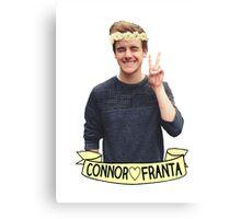 Connor Franta Canvas Print