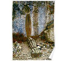 Fallen Fossil Poster