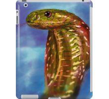 Colored snake iPad Case/Skin