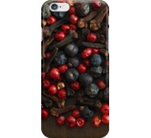 Spice Berries iPhone Case/Skin