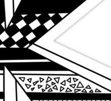 """The Letter """"k""""  Sticker"""