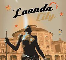 Angola Luanda by AnastasiaNensy