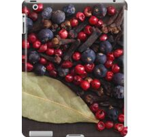 Spice Berries iPad Case/Skin