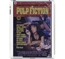 Pulp Fiction Poster iPad Case/Skin