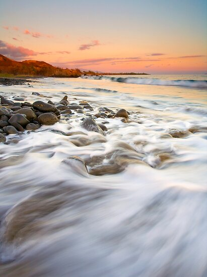 Sunset Tides by DawsonImages