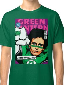 Post-Punk Super Friends - Green Classic T-Shirt