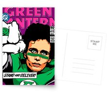 Post-Punk Super Friends - Green Postcards