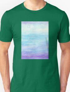 Evening Sky Over Alki Beach Unisex T-Shirt
