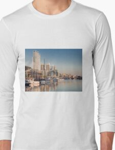 Puerto Madero - Buenos Aires (Argentine) Long Sleeve T-Shirt