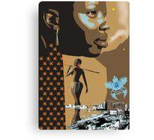 Africa Luanda ilha Canvas Print