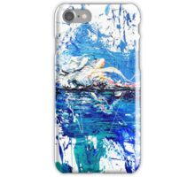Horizon Clouds iPhone Case/Skin