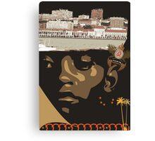 Luanda Beach, Africa Canvas Print
