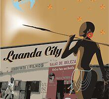 Angola - Salao de beleza Africa by AnastasiaNensy