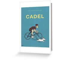 The Adventures of Cadel Greeting Card