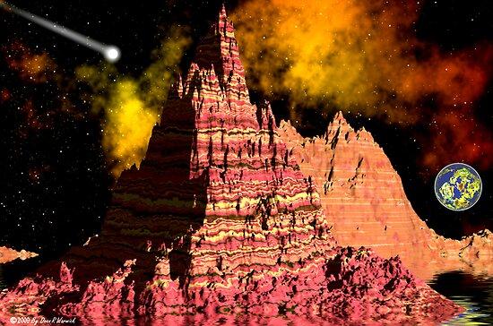 Moon of Phaedra V by Dean Warwick