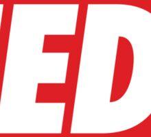 obey heda. Sticker