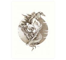 Gods & Monsters Art Print