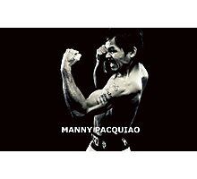 Manny Pacquiao Photographic Print