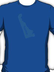 Delaware Home Blue T-Shirt