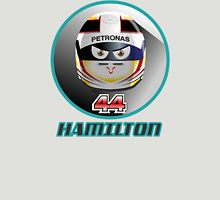 Lewis HAMILTON_2015_Helmet #44 Unisex T-Shirt