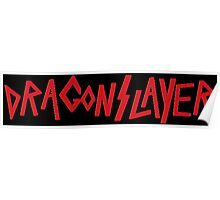 Dragonslayer! Poster