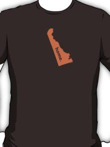 Delaware Home Orange T-Shirt