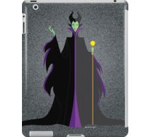 Origami - Mistress of All Evil iPad Case/Skin