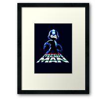 Mega Man/ Rock Man Framed Print