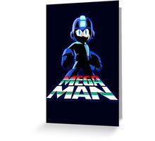 Mega Man/ Rock Man Greeting Card