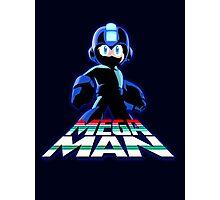 Mega Man/ Rock Man Photographic Print