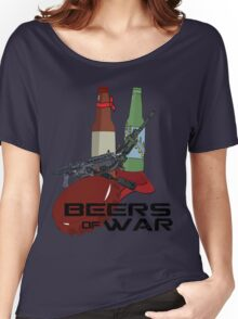 Beers Of War  Women's Relaxed Fit T-Shirt