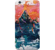 Mountain Moons iPhone Case/Skin