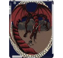 How Not To Slay A Dragon iPad Case/Skin