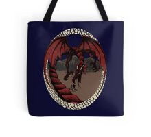 How Not To Slay A Dragon Tote Bag