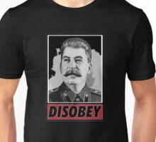 Stalin Disobeys Unisex T-Shirt