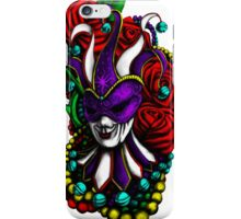 Mardi Gras iPhone Case/Skin